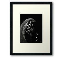 Breathing Under Water ... Framed Print