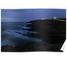 Ocean Rhythm Poster