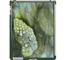 Solar Print Abstract 1- Mirrored iPad Case/Skin