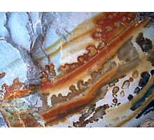 Geodes Composition 1 Photographic Print