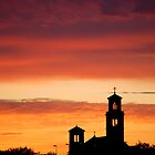 Dawn in KC by Alexander Greenwood