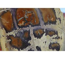 Geode Composition 7 Photographic Print