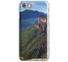 Grose Valley, Blue Mountains Australia iPhone Case/Skin