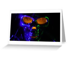 HAPPY HOLLOWEEN  REDBUBBLERS Greeting Card