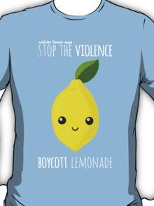 Cute Enough To Eat: Activist Lemon T-Shirt