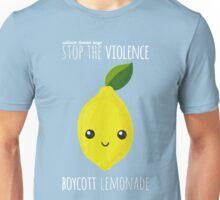 Cute Enough To Eat: Activist Lemon Unisex T-Shirt