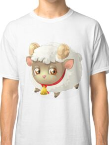 Cute sheep - Year of the Sheep 2015 Classic T-Shirt