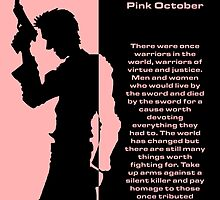 Pink October by RPGesus