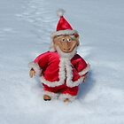 A RIGHT JOLLY OLD ELF. by KevinKelly