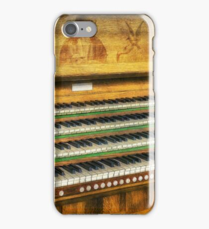 Church Organ Art iPhone Case/Skin