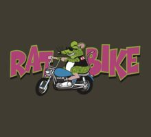 Rat Bike by Steve Harvey