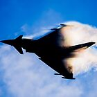Typhoon Silhouette by Lee Wilson