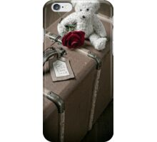 old suitcase iPhone Case/Skin