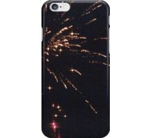 Subtle Fireworks iPhone Case/Skin