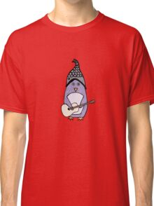Something Great: Purple Penguin (Girls) Classic T-Shirt