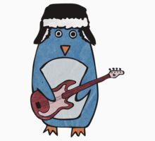 Something Great: Blue Penguin (Girls) by wonderful