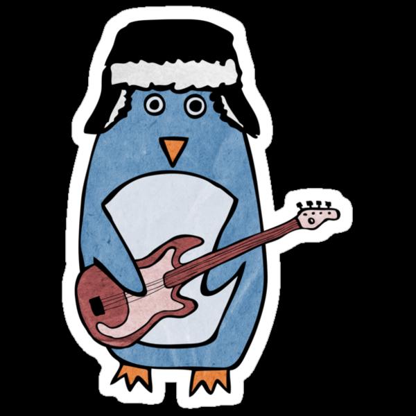 Something Great: Blue Penguin (Girls) by wonderful