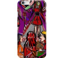 Pray for Courage to Survive the Now so that Soon I can be in a Better Place iPhone Case/Skin
