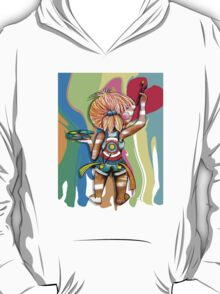 Art Chick Paint Shirt T-Shirt