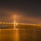 Golden Gate Bridge by Ben Pacificar