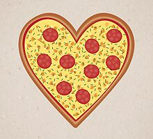 Pizza My Heart by angeflange
