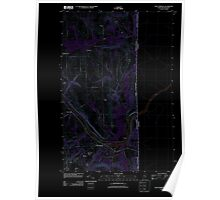 Maine USGS Historical Map Fort Fairfield 20110909 TM Inversion Poster