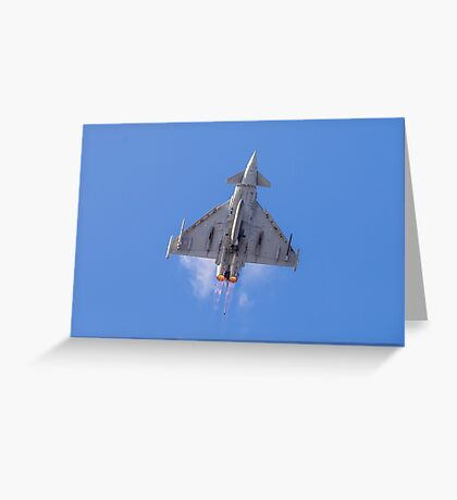 Over The Top Greeting Card