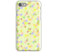 Geo Stained Glass Sunny Meadow iPhone Case/Skin