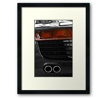 Who can guess what car it is? Framed Print