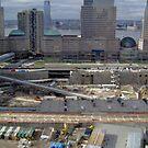 Ground Zero - NYC by eelsblueEllen