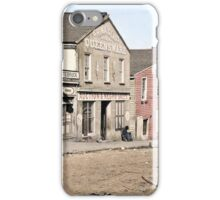 Atlanta, Georgia, 1864 iPhone Case/Skin