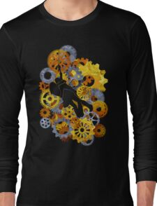 Old Fashioned Indeed  Long Sleeve T-Shirt