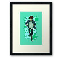 Patron Knox Framed Print
