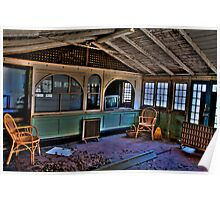 Needs A Little Work - Gladesville Hospital - The HDR Series Poster