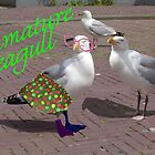Immature Seagull by MooseMan