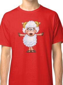 Cute sheep - Year of the Sheep 2015 Classic T-Shirt