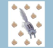 Toaster the Cat Kids Tee