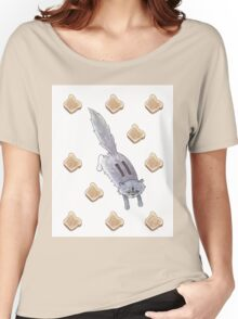 Toaster the Cat Women's Relaxed Fit T-Shirt
