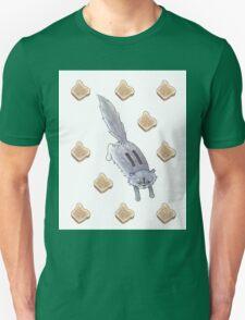 Toaster the Cat Unisex T-Shirt