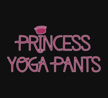 Princess Yoga Pants by CafePretzel