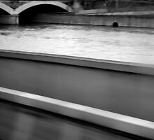 Paris by Bus - Quai de Seine - by Pascale Baud