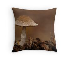 Suedehead ........ Throw Pillow