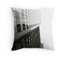 Buildings. Throw Pillow