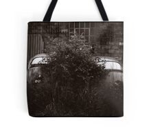 Where Old VW Beetles Go To Die Tote Bag