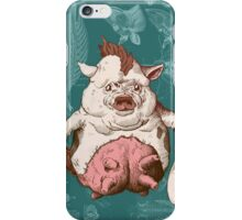 Entrée and Kewpie iPhone Case/Skin