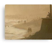 RIO DE JANEIRO BEACH Canvas Print