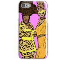 Black.American.Princesses_Purp iPhone Case/Skin