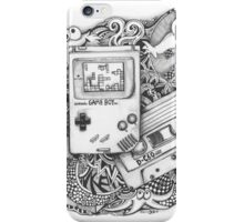 Fragments of Childhood iPhone Case/Skin