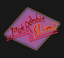 Jack Rabbit Slim's Sign by jackallum