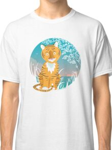 Tiger in the wild T-Shirt Classic T-Shirt